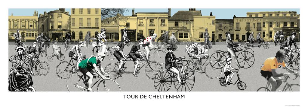 Tour De Cheltenham